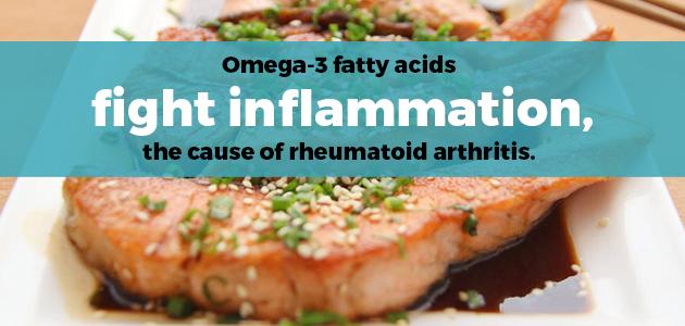 omega 3 fatty acids to prevent arthritis