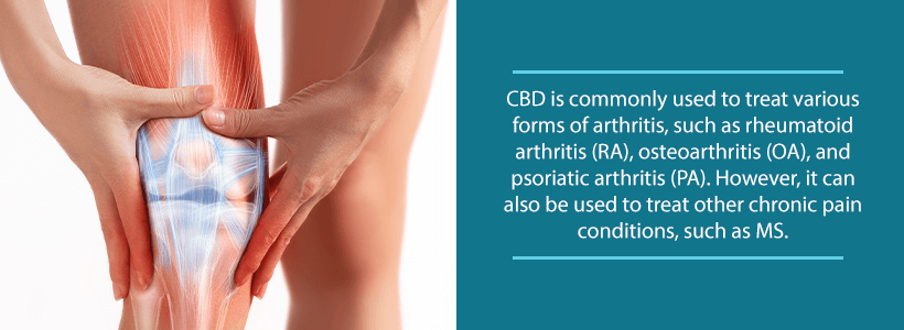 arthritis pain and cbd oil