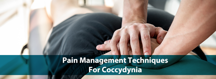 pain management techniques for coccydynia